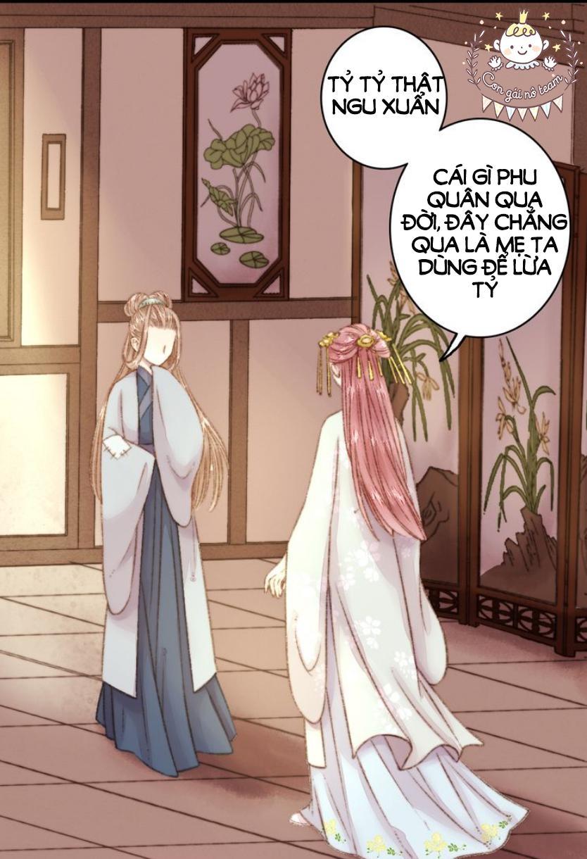Nàng Phi Cửu Khanh - Thần Y Kiều Nữ chap 2 - Trang 24