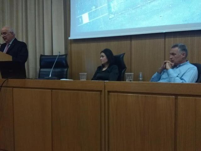 Παρουσίαση της ανασκαφής στο Ασκληπιείο της Επιδαύρου και η αποκάλυψη του κτηρίου της Θόλου