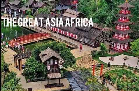 The Great Asia Afrika
