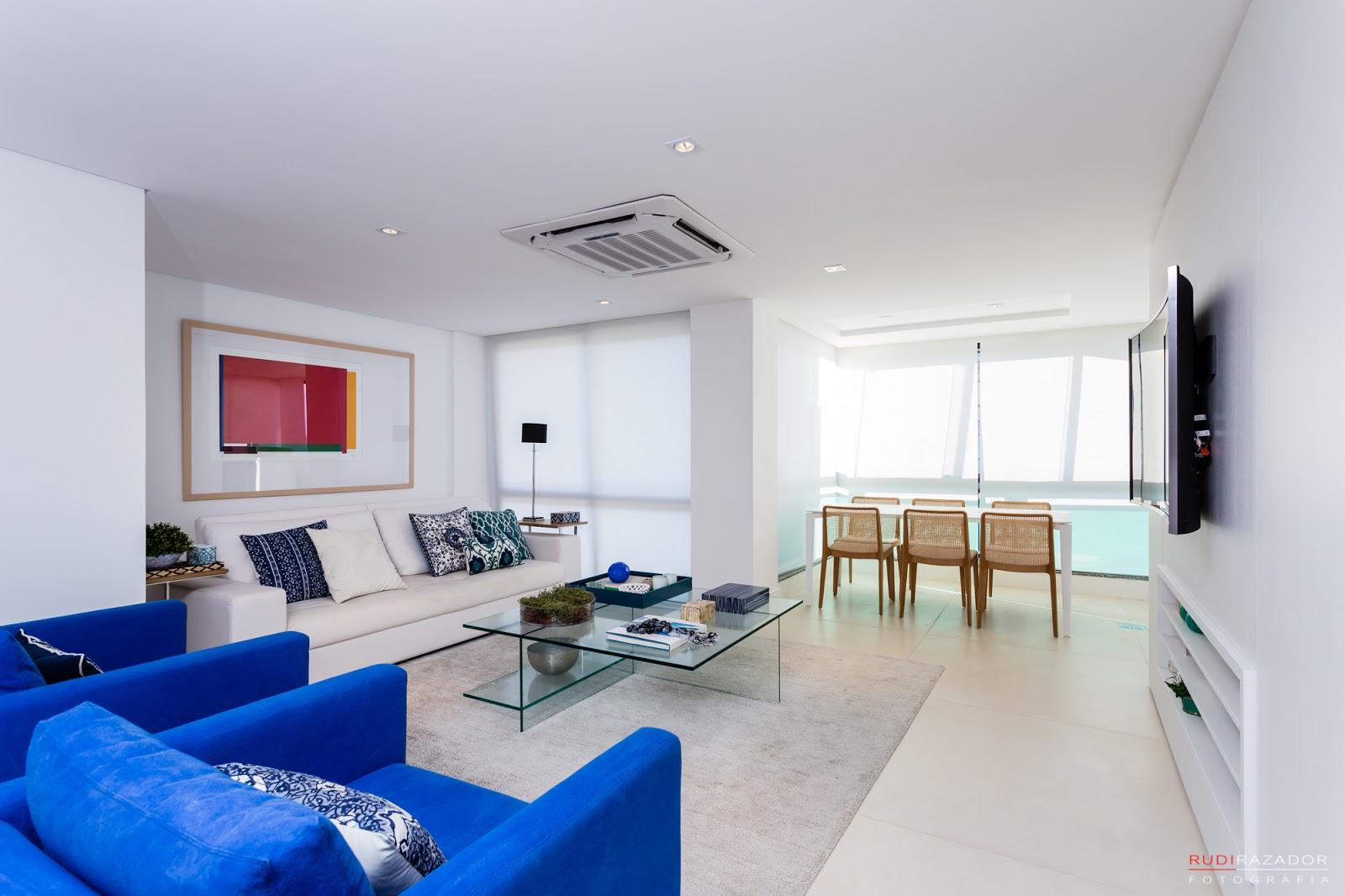 Construindo minha casa clean tend ncia de cores na for Ambientes interiores
