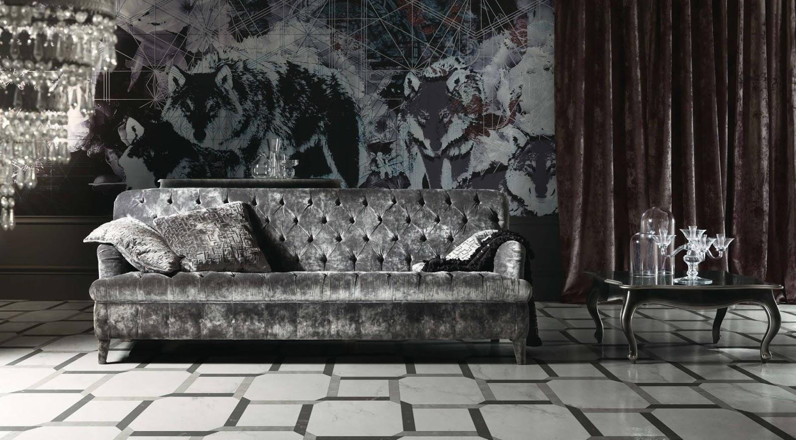 HENRY il divano di EPOQUE