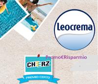 Logo ''Con Leocrema scatta l'estate'': in regalo buoni da 10€ per stampare le tue foto