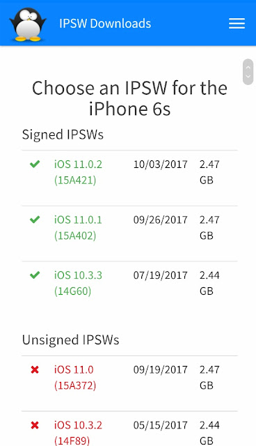 Apple closed its way to iOS 10.3.3 and iOS 11 in the past days . However , it seems to continue to sign iOS 10.3.3 for iPhone 6s only