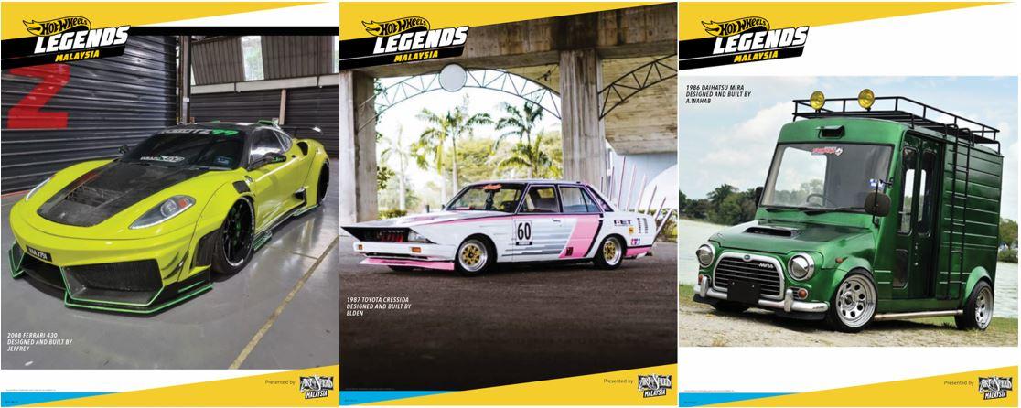 Hot Wheels™ Legends Tour 2021 Kini Kembali ke Malaysia