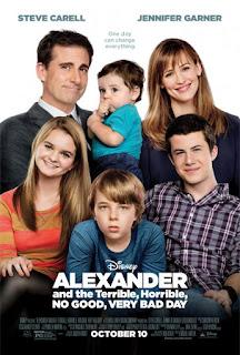 Alexander and the Terrible , Horrible , No Good , Very Bad Day (2014) อเล็กซานเดอร์กับวันมหาซวยห่วยสุดๆ