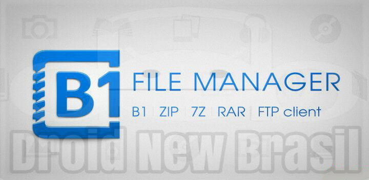 B1 File Manager and Archiver Pro v1.0.0052 Apk