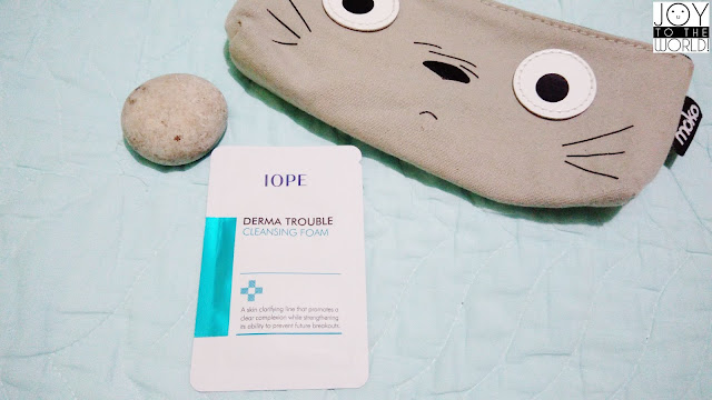 IOPE Dermal Trouble Cleansing