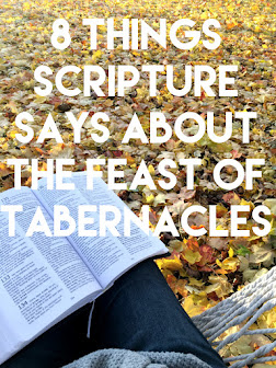 What Scripture Says About Sukkot