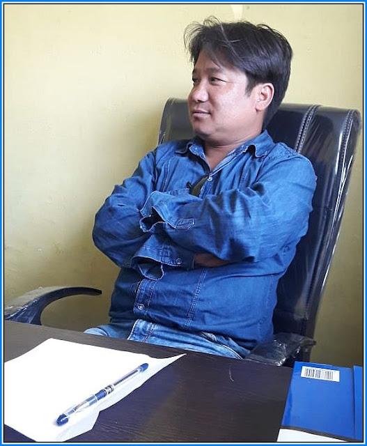 Gagan Rai President Cinchona Plantation Workers Union