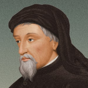 Geoffrey Chaucer Biography
