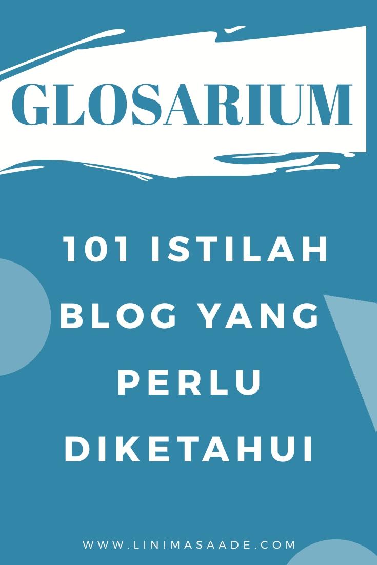 [GLOSARIUM] 101 Istilah Blog yang Perlu Diketahui