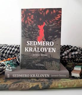 Sedmero královen (Jaromír Štětina) – military povídky