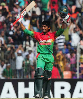 Anamul Haque 120 - Bangladesh vs West Indies 2nd ODI 2012 Highlights