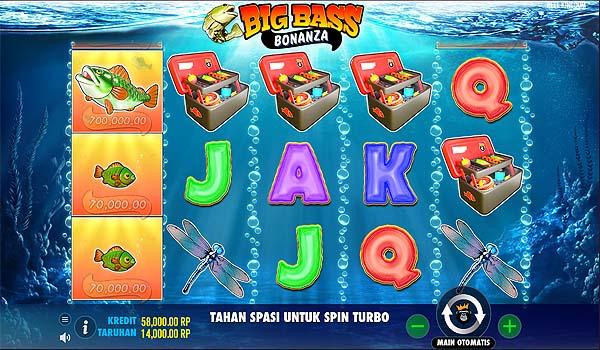 Main Slot Gratis Indonesia - Big Bass Bonanza (Pragmatic Play)