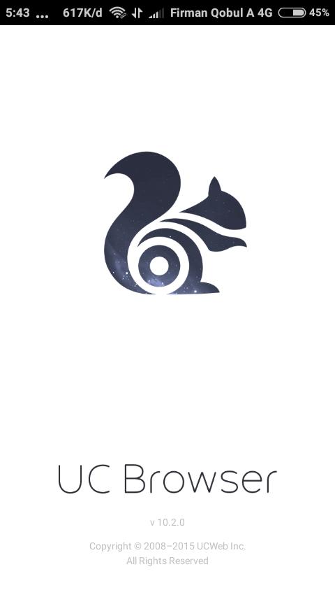 Uc browser versi lama apk