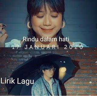"""Reaksi setelah mendengar dan tahu lirik lagu """"Rindu Dalam Hati"""" arsy widanto & Brisia jodie"""