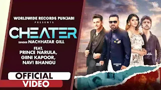 Checkout New Song Cheater lyrics penned by Deep Allachouria & sung by Nachhatar Gill
