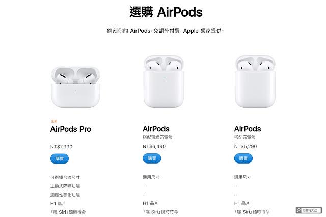 【開箱】輕巧、主動降噪標竿,Apple AirPods Pro 無線藍牙耳機 - 如果預算夠,建議直上 AirPods Pro 比較划算