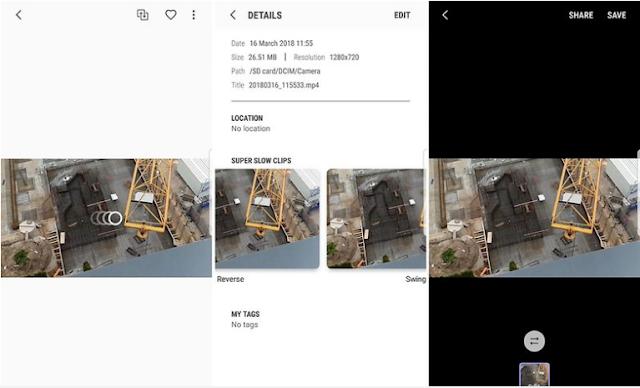 Tip dan Trik untuk Mengoptimalkan Samsung Galaxy S9 / S9 + Anda 6