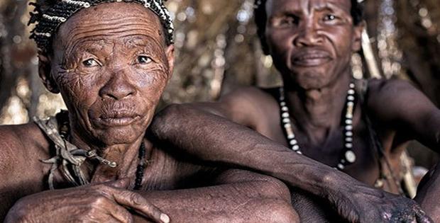 Keedaan Penduduk Benua Afrika