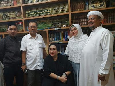 Berbeda dengan Megawati dan Sukmawati, Rachmawati Soekarno Putri Malah Dukung FPI