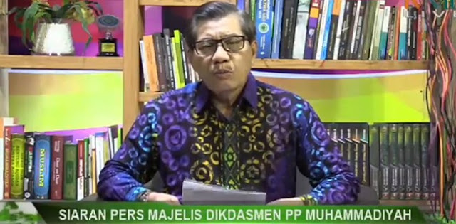 Banyak Organisasi Abal-abal Dapat Dana Puluhan Miliar, Jadi Alasan Muhammadiyah Mundur Dari POP Kemendikbud