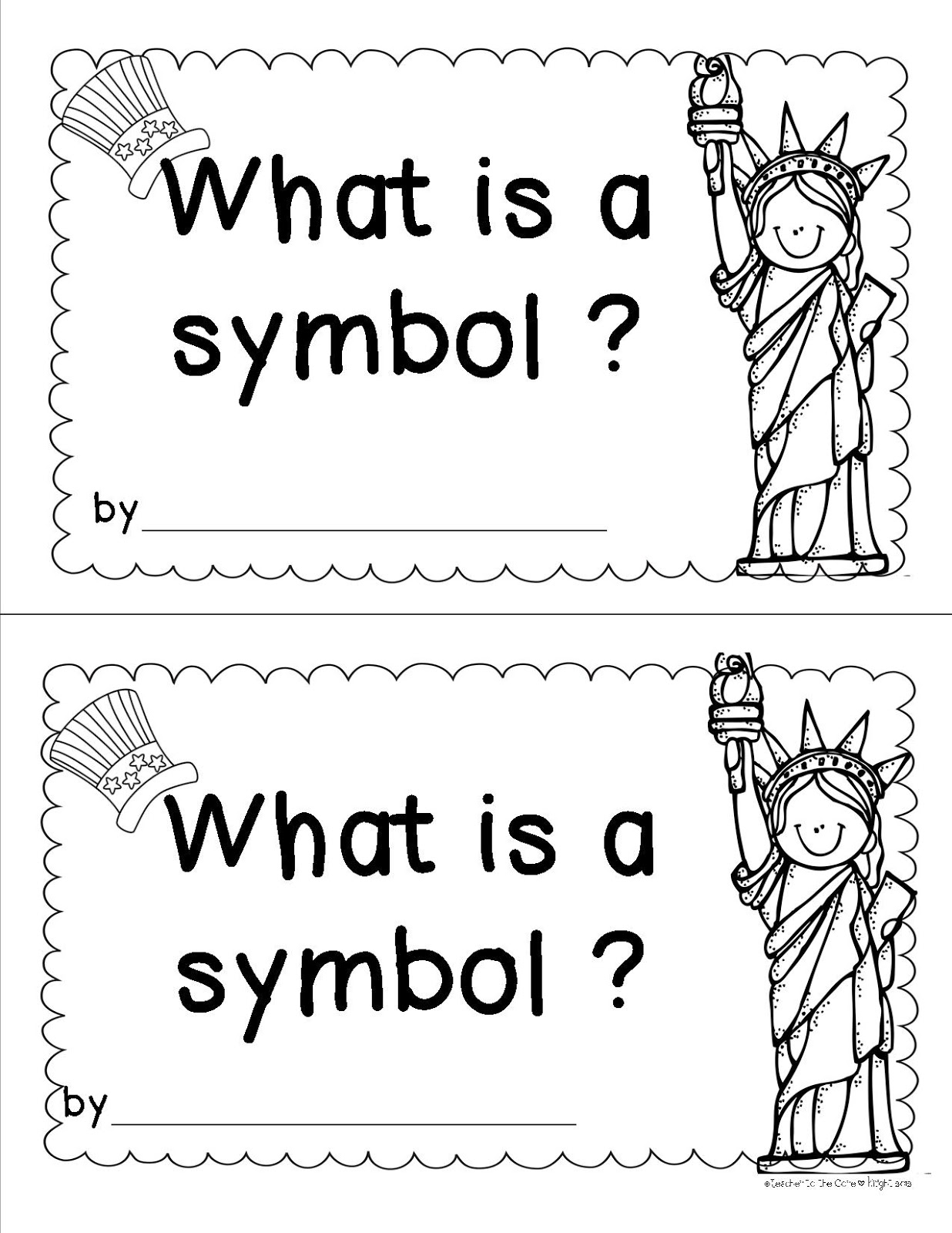 u s symbols coloring pages - photo #50
