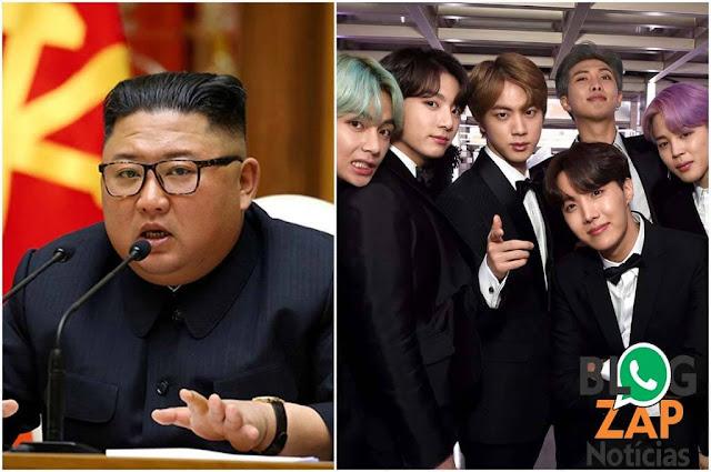 Guerra cultural de Kim Jong Un