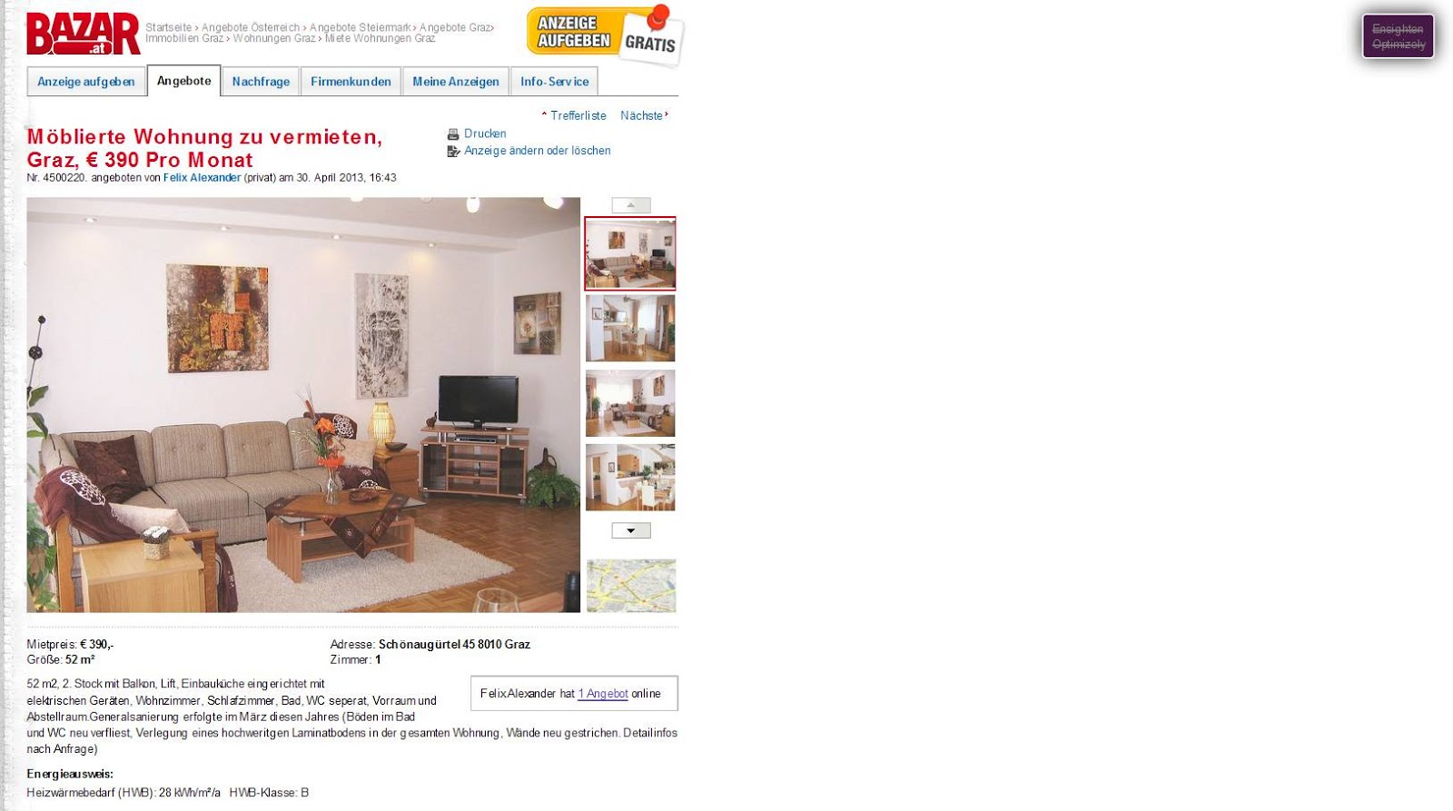 uncategorized informationen ber wohnungsbetrug seite 237. Black Bedroom Furniture Sets. Home Design Ideas
