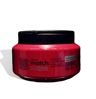 Resenha Máscara Liga dos Coloridos O Boticário Match