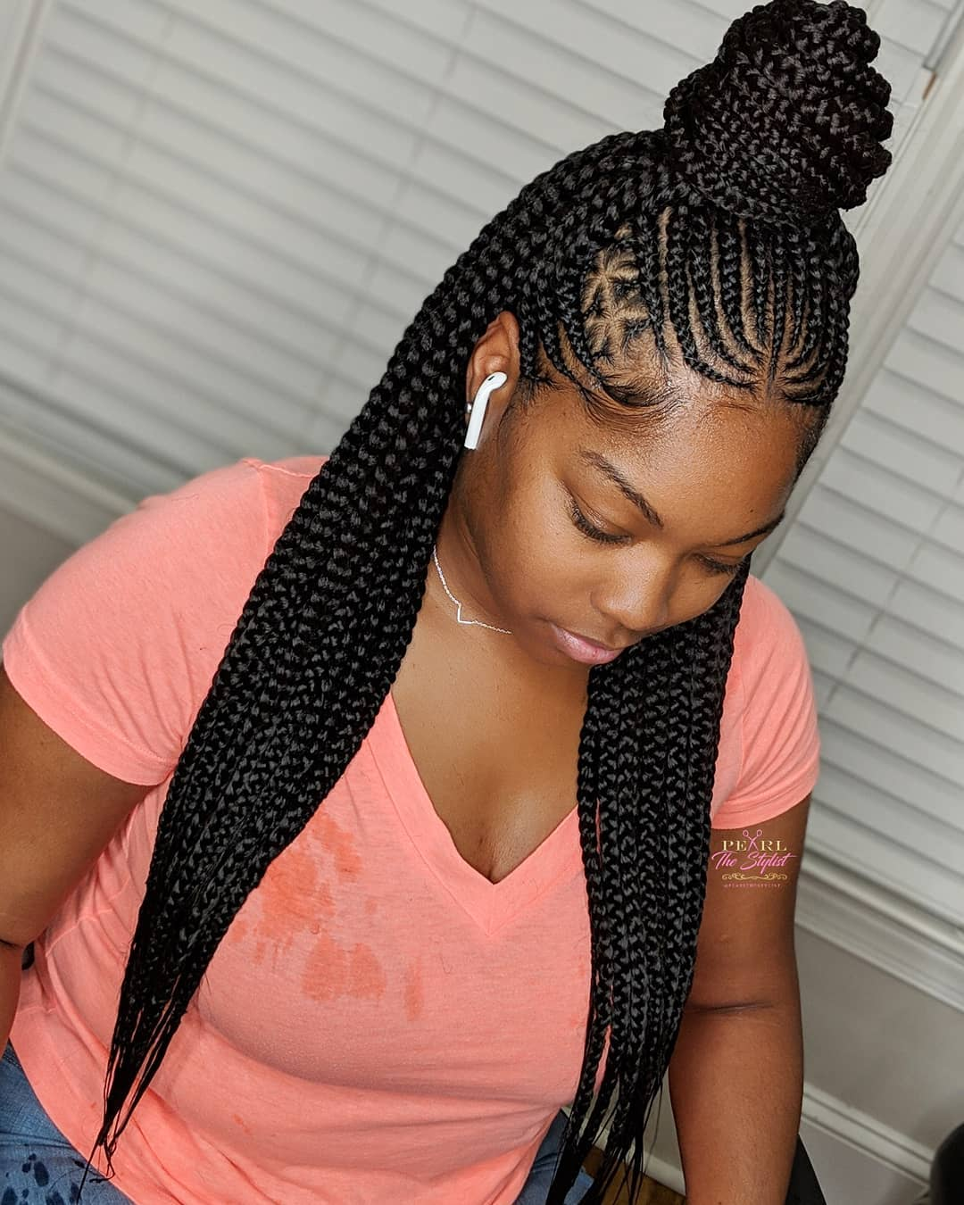 100 Best Black Braided Hairstyles You Ve Not Tried This Year Zaineey S Blog