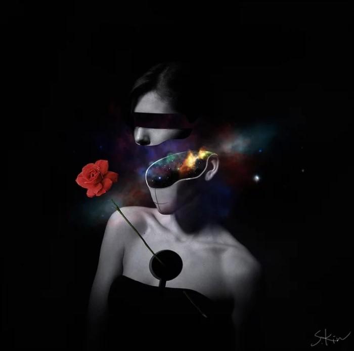 Цифровой и фото художник. Steven Kin (фотограф)