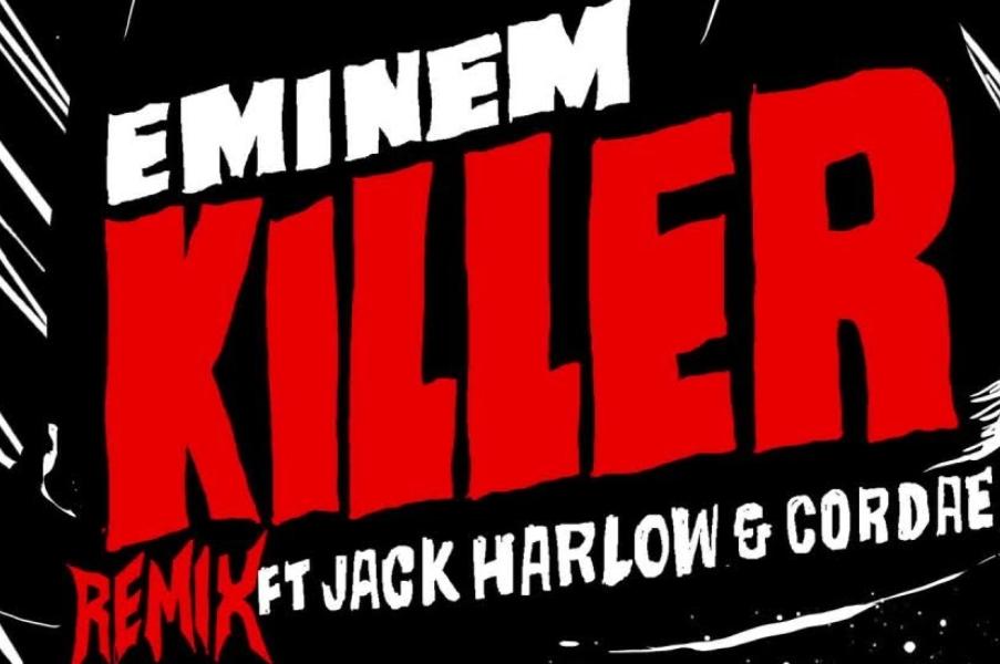 Killer (Remix) Lyrics - Eminem, Jack Harlow & Cordae