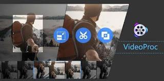 برنامج, إحترافى, لإنشاء, محتوى, الفيديو, ومعالجة, وتحرير, الفيديوهات, VideoProc
