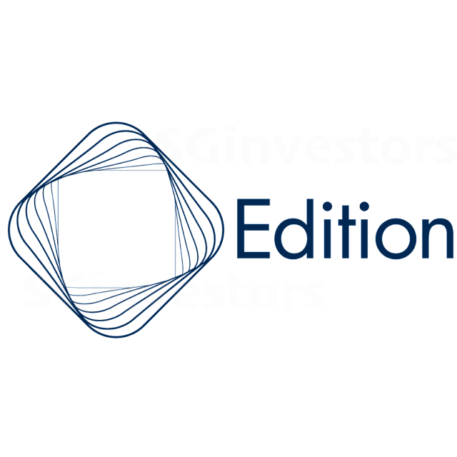 EDITION LTD. (5HG.SI) @ SG investors.io