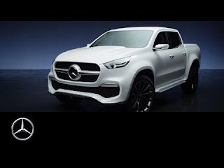 Concept Mercedes Classe X