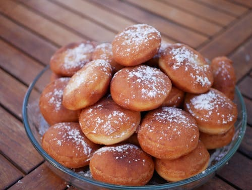 How to make grilled Donuts