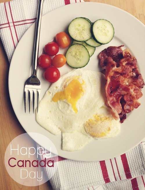 Happy Canada Day Brunch