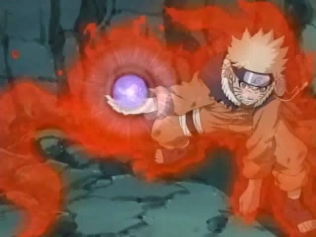 Taikyoku Rasengan Tercipta Dari Milik Naruto Dengan Namikaze Minato Chakra Kristal Hijau