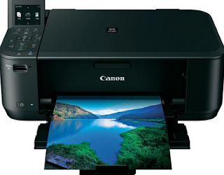 The printer utilizes 6 inks and conveys up to 9600dpi print determination and Canon's Fine print head innovation, with least 1pl ink droplets,
