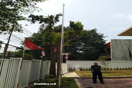 Tiang Bendera Stainless Pesanan Bpk Robby Yayasan Pendidikan Kesehatan Carolus Salemba Tengah Jakarta