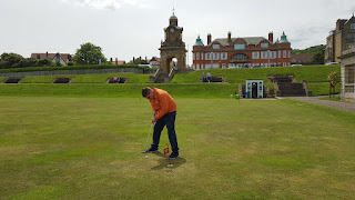 Holbeck Putting Green in Scarborough
