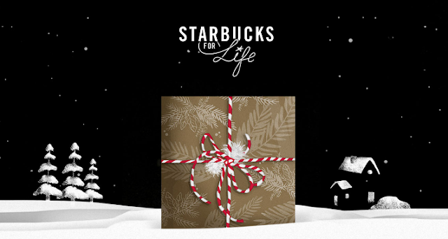 Starbucks famous Holiday Time Instant Win Game is coming back soon! Enter to win prizes galore or you could even win FREE Starbucks for LIFE!