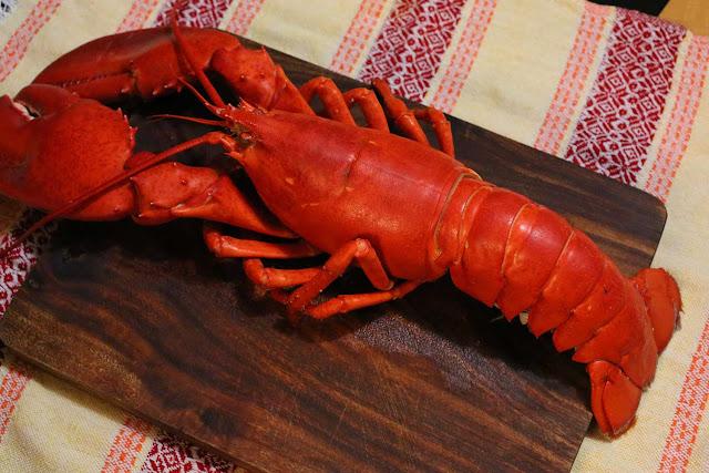 gresik24jam - Lobster Suguhan bagi Tamu Terhormat di Bawean