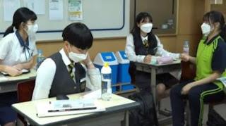 Coronavirus: Corea del Sur cierra cientos de escuelas recién abiertas tras nuevos brotes de covid-19