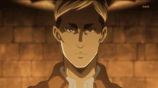 Hellominju.com : 進撃の巨人アニメ エルヴィン・スミス (CV:小野大輔) | Attack on Titan Erwin Smith | Hello Anime !