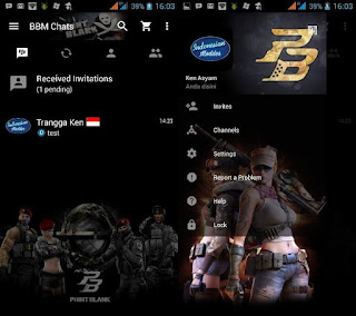 BBM MOD POINT BLANK v3.0.0.18 terbaru