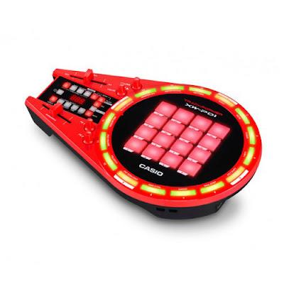 Bán Bàn DJ Casio XW-DP1