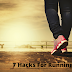 7 Hacks For Running