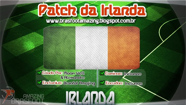 patch brasfoot 2006
